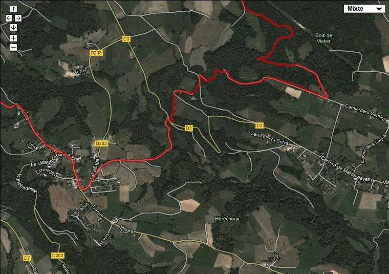Extrait du 35 km