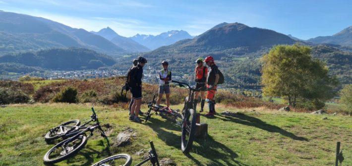 Club des Crapautts - VTT - Hautes-Pyrénées - vallée d'Argelès-Gazost